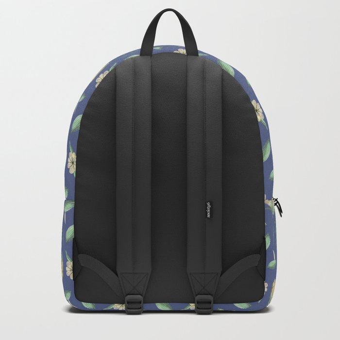 FLOWERS WATERCOLOR 3 Backpack