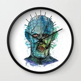 Zombie Raiser Wall Clock