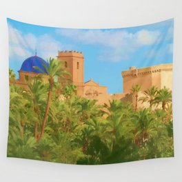ELX (Elche) Wall Tapestry