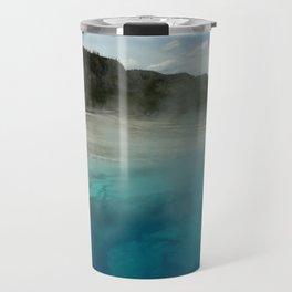 The Emerald Pool Colors Travel Mug