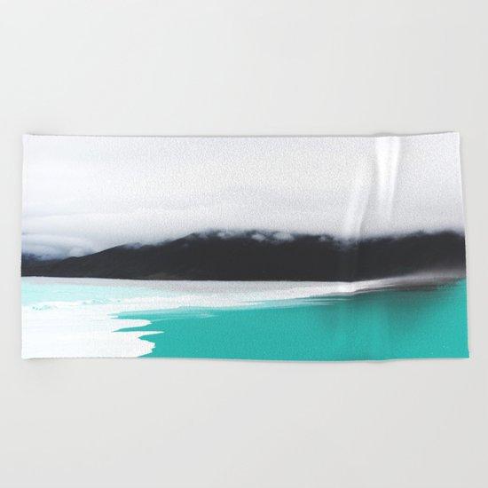 Ascent Beach Towel