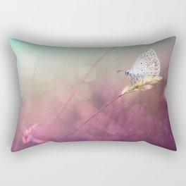 Purple heat... Rectangular Pillow