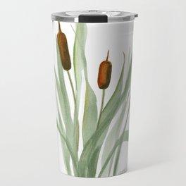 cattails Travel Mug