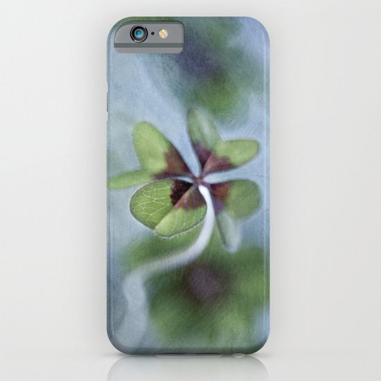 A lucky day II iPhone & iPod Case
