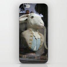 Monsieur Mouton iPhone & iPod Skin