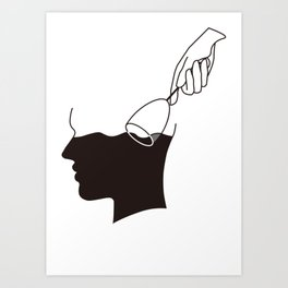 [Spring Awakening] Consume my mind Art Print