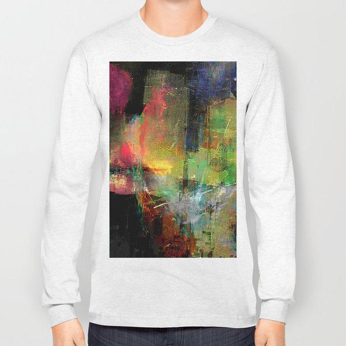 where is my city ? Long Sleeve T-shirt