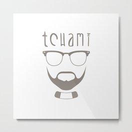 Tchami Metal Print