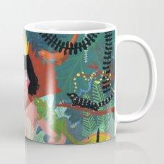 The Lizard Queen Mug