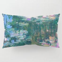 water lilies : Monet Pillow Sham
