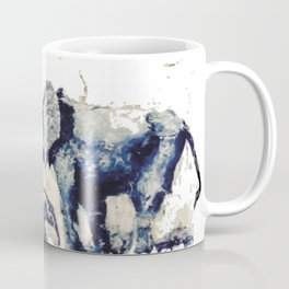 ELEPHANTS    East Africa     By Lipton on Safari Coffee Mug