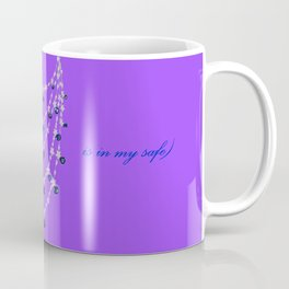 the real one is in my safe #3 Coffee Mug