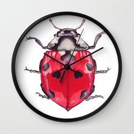 Labybird Wall Clock