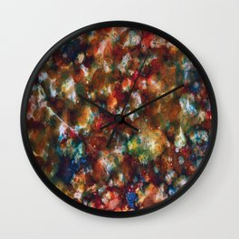 Dare To Be Bold Wall Clock