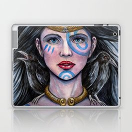 The Morrigan Laptop & iPad Skin