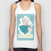 danny ivan Tank Tops featuring Danny by JessicaJaneIllustration