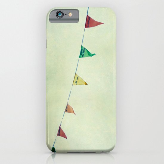 Sonnet Bunting iPhone & iPod Case