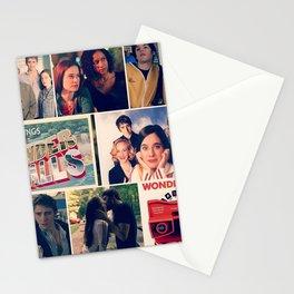 Wonderfalls Stationery Cards