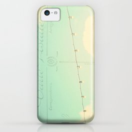 lights in the sky iPhone Case