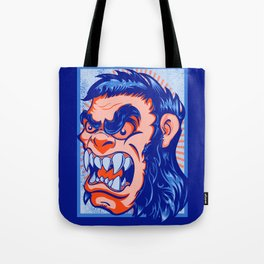 The Bigfoot Gorilla Tote Bag