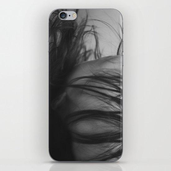 Heart of a Woman iPhone & iPod Skin