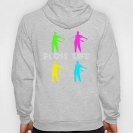 Floss Like a Boss Gift for School Kids, Youth for School, Dance or Party Hoody