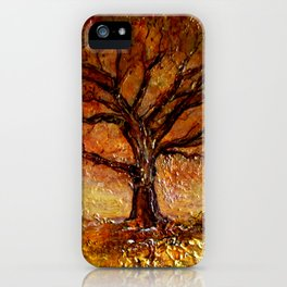 Elemental Grandeur iPhone Case