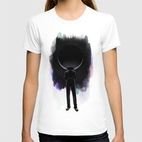 spaceman T-shirts featuring SpaceMan by lessdanthree