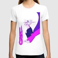 homestuck T-shirts featuring Grimdark Rose by Briar