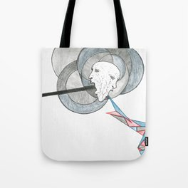 Spew Tote Bag
