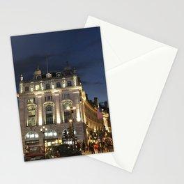London night exploration Stationery Cards