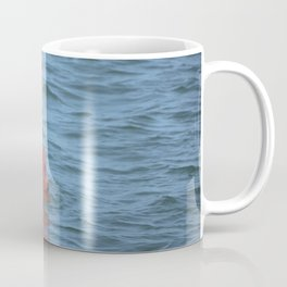 Buoy 12 south Coffee Mug