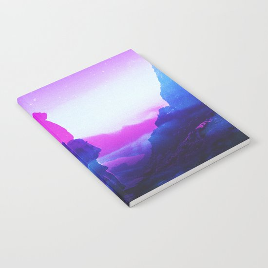 Wonder Never Cease Notebook