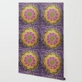Colorful Mandala Wallpaper