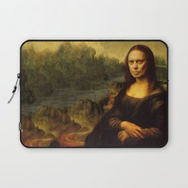 The Mona Buscemi Laptop Sleeve