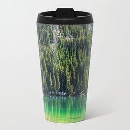 Fairy Lake, Gallatin County, MT Travel Mug
