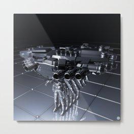 MILITANT MADMEN (circa 2020) Metal Print