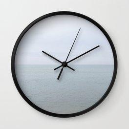 Nantucket Sound #01 Wall Clock
