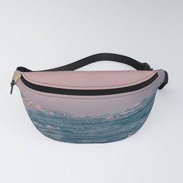 Atlantic Ocean Waves 4168 Fanny Pack