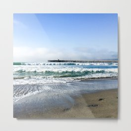 Avila Beach #4 Metal Print
