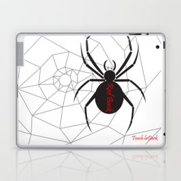 Beware the Red Back Spider from Down Under, not for the faint hearted. Laptop & iPad Skin