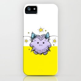 Kitty Fairy Fluff iPhone Case