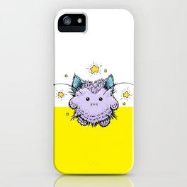 Kitty Fairy Fluff iPhone Case