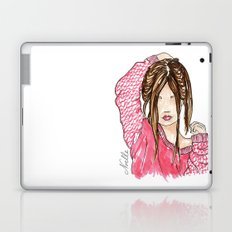 El'Lee Fashion Illustration Laptop & iPad Skin