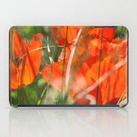 poppy iPad Cases featuring Poppy by Falko Follert Art-FF77