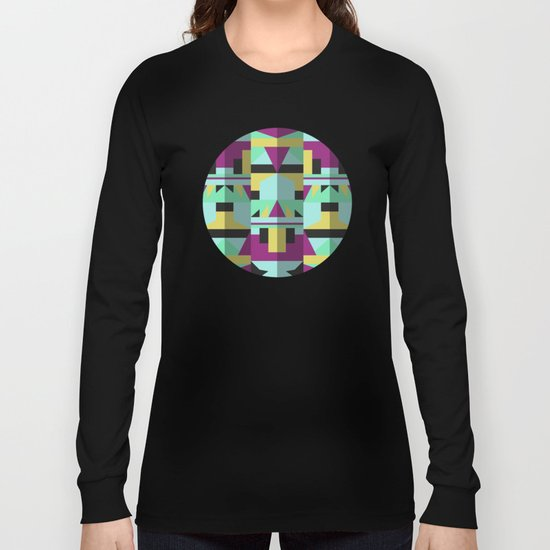 Tribal V Long Sleeve T-shirt