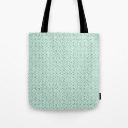 Raindrop Confetti Tote Bag