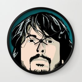 That guy who played drums in Nirvana Wall Clock