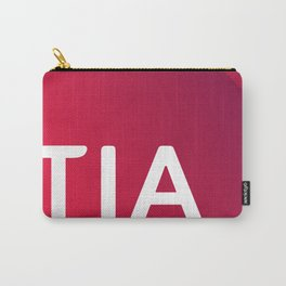 TIA Test Carry-All Pouch