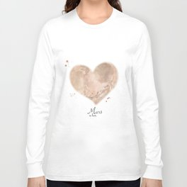 Mars in love Long Sleeve T-shirt